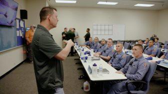 Teaching cadets