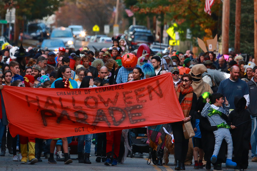 Cold Spring Halloween Parade 2020 Can Cold Spring Stop Halloween? | The Highlands Current