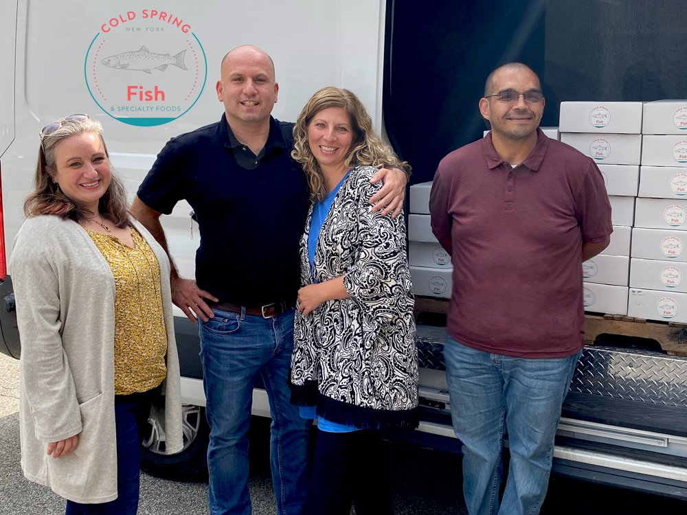 The people behind Cold Spring Fish