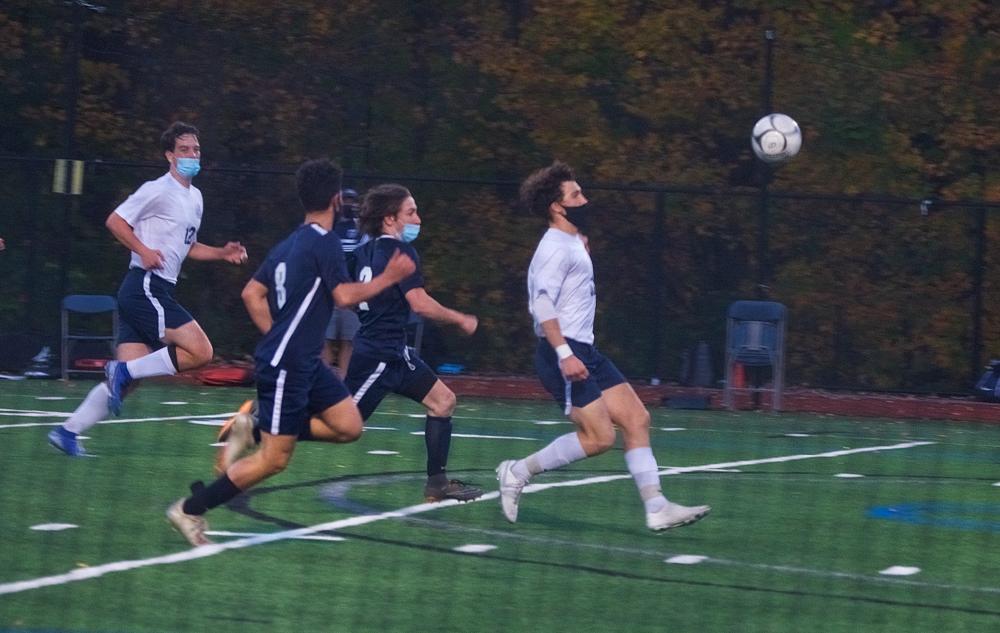 Beacon boys' soccer