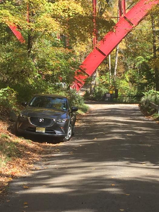 Indian Brook parking