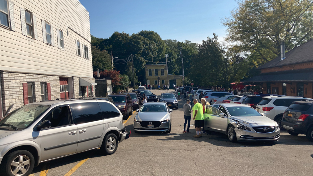 Parking in Cold Spring