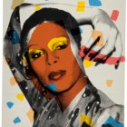 """Ladies and Gentlemen,"" by Andy Warhol"