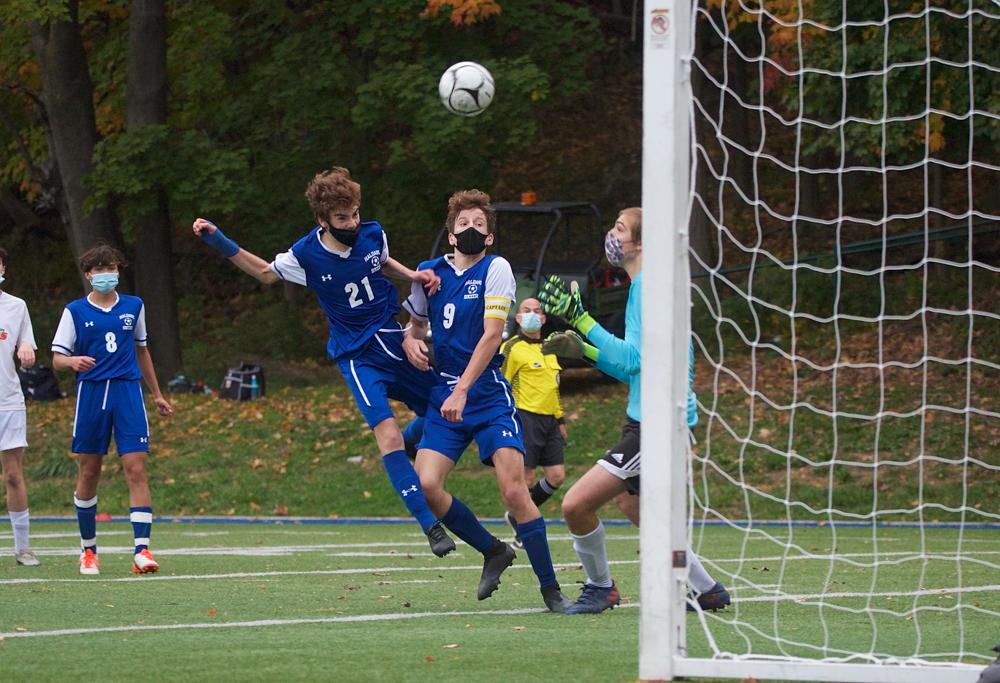 Haldane boys soccer