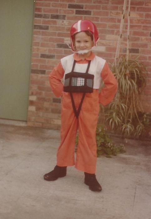 Nate Smith, circa 1982
