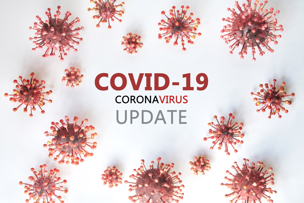Latest Coronavirus Update