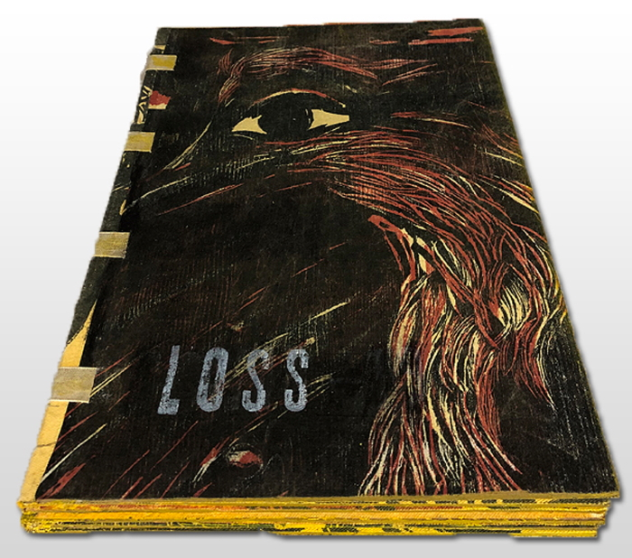Loss_Cover of Book