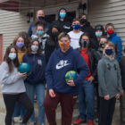 Beacon High School's bowling teams