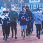 Beacon High indoor track and field team