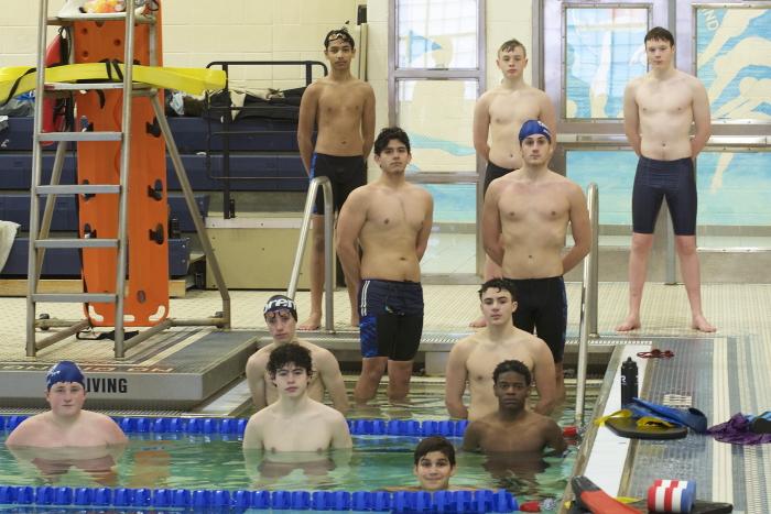 beacon swim team