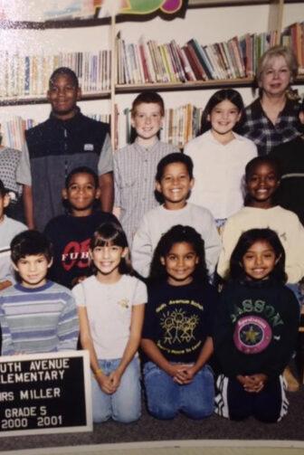 5th grade class photo