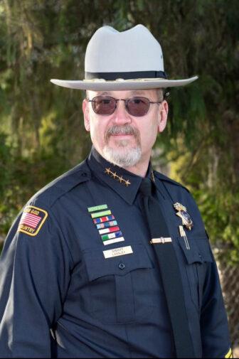 Sheriff Robert Langley