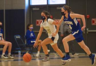 Beacon girls' basketball