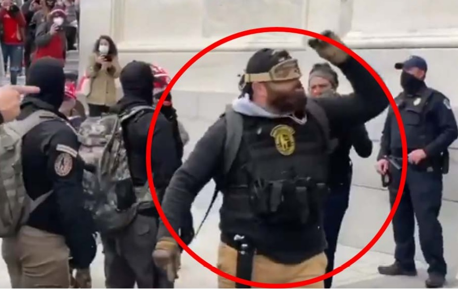 FBI arrests two, including Roger Stone bodyguard, in Capitol insurrection