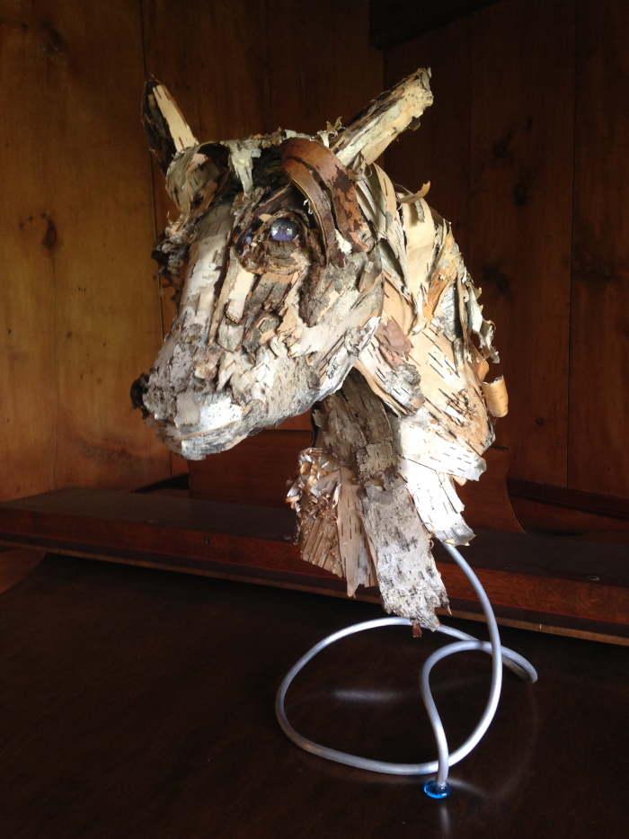 Birchbark Horse