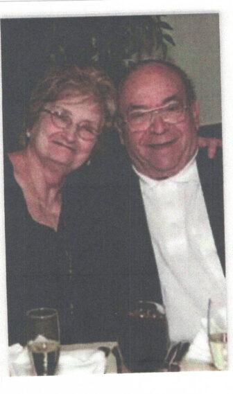 Carmine and Doris Ricci