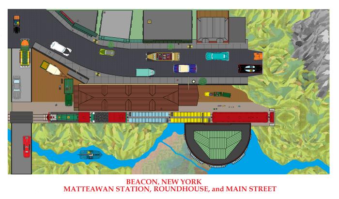 """A diagram of """"Mini Beacon"""""""