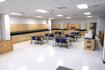 DCCC classroom