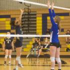 Haldane volleyball