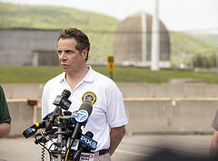 Cuomo at Indian Point