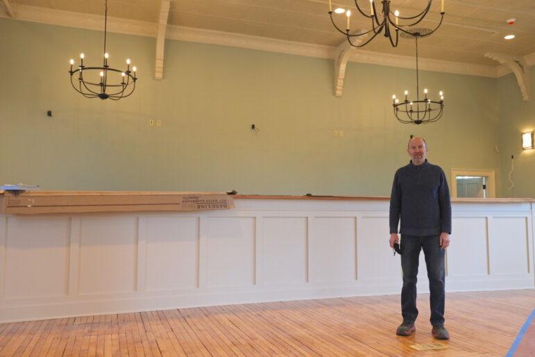 Richard Shea at Town Hall