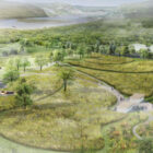 HVSF garden render