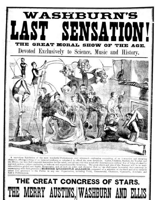 Washburn's Sensation
