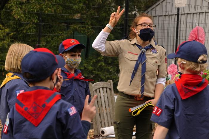 Scouts Butterfield