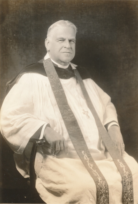 The Rev. Elbert Floyd-Jones