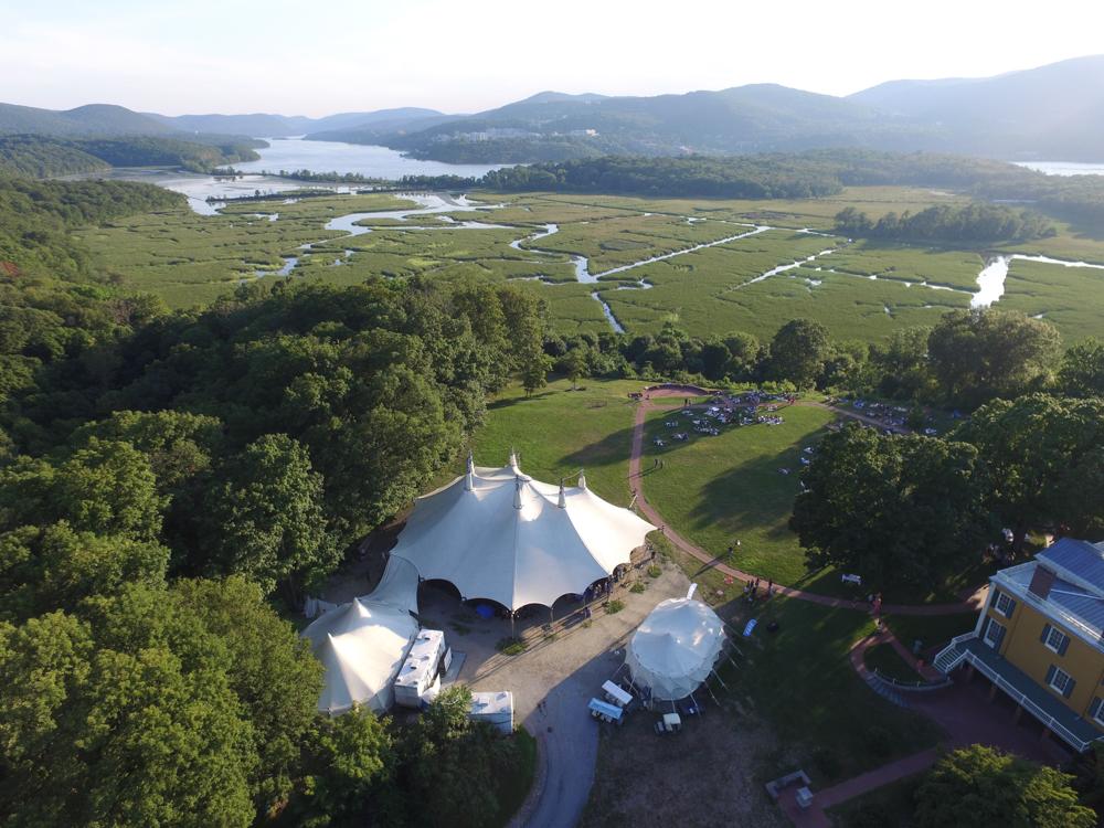 Boscobel Tent