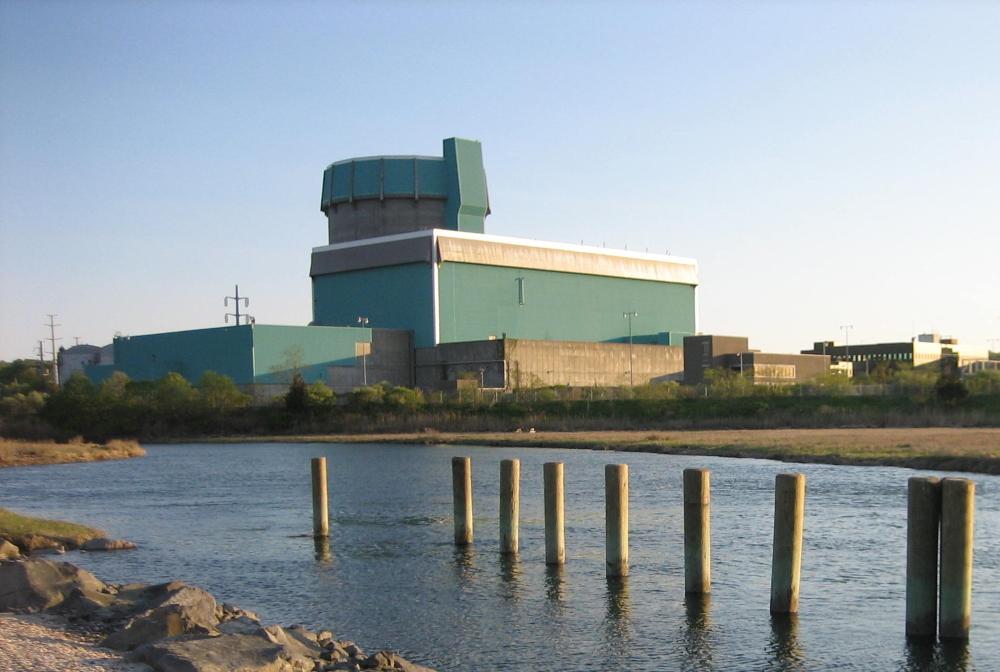 Shoreham Nuclear Power Plant