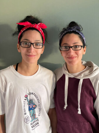 Brittany and Justine Soto