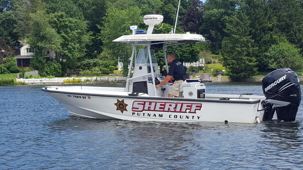 Putnam County sheriff's patrol boats