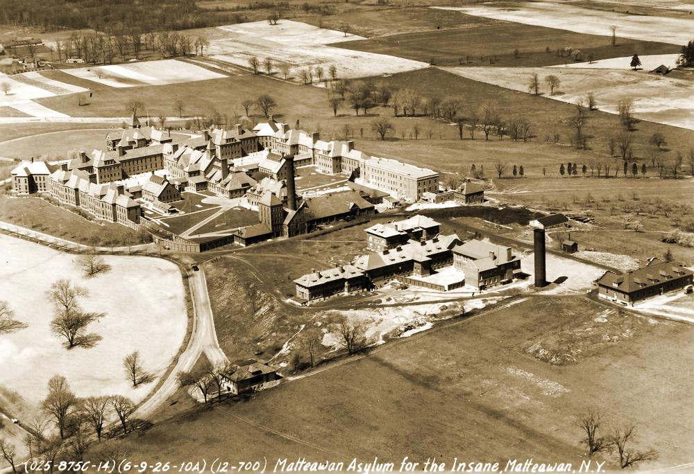 Matteawan Asylum for the Insane