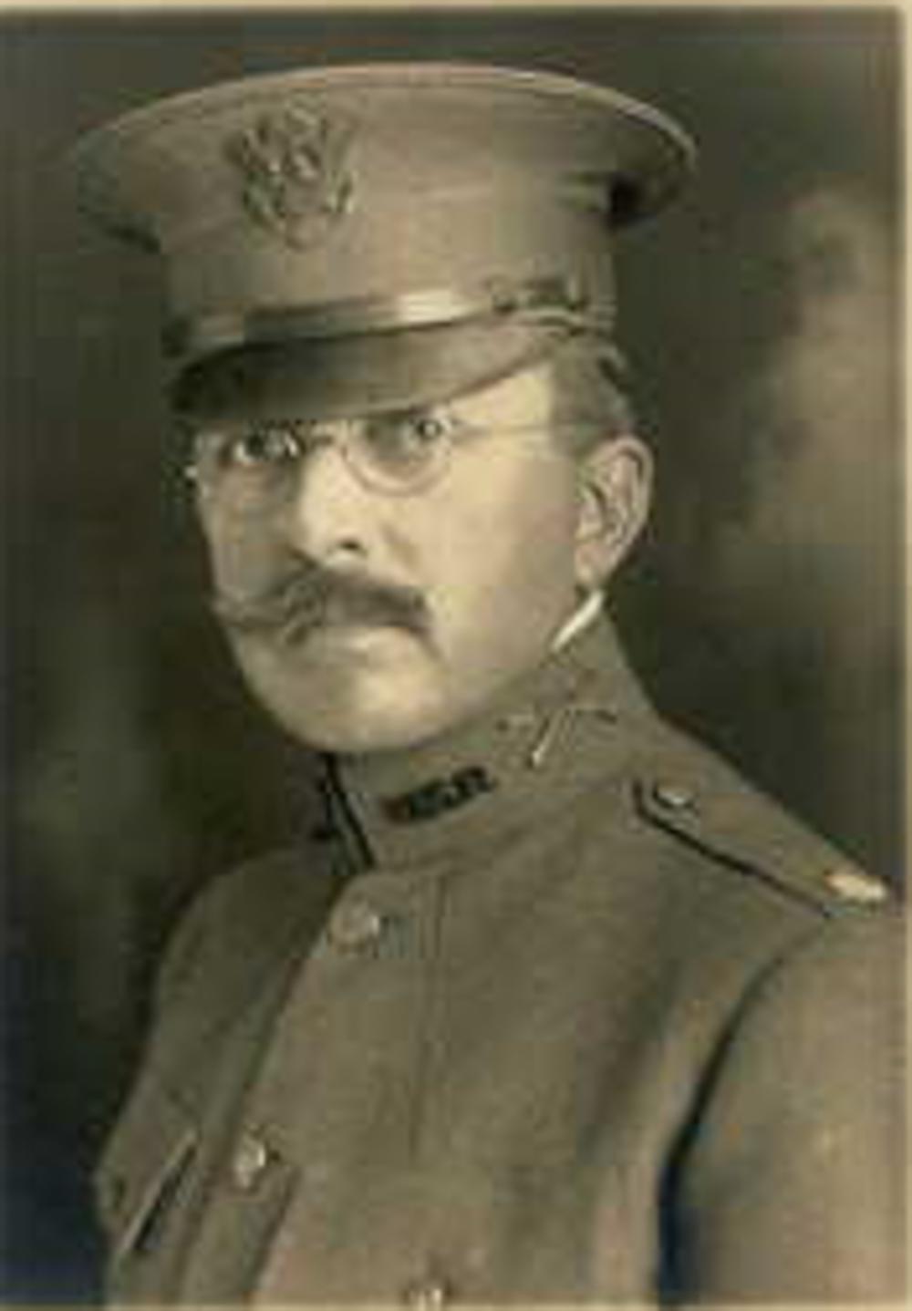 Clarence Fahnestock