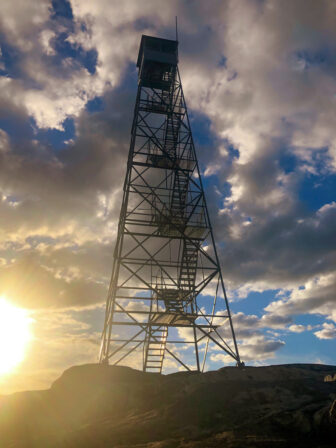 beacon fire tower