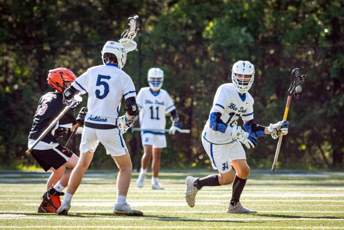 Haldane lacrosse