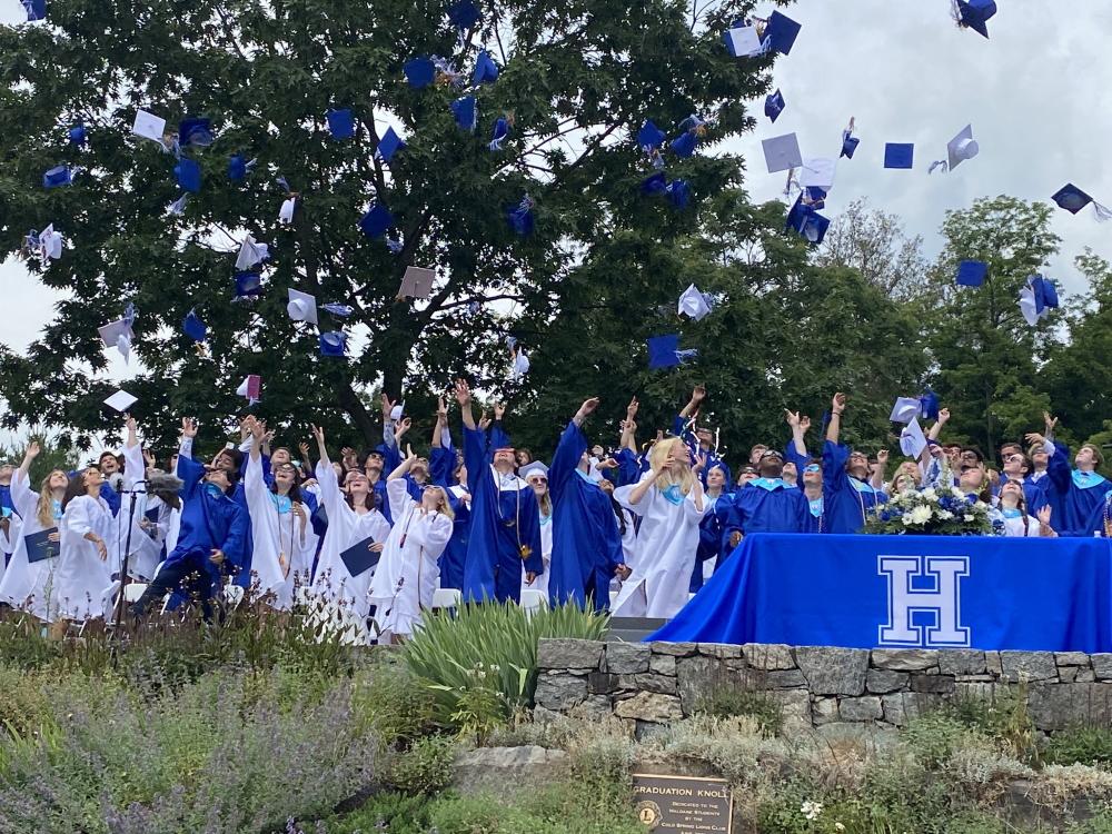 Haldane graduation