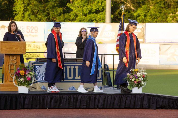 Beacon graduation