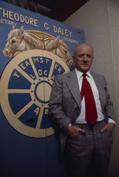Ted Daley