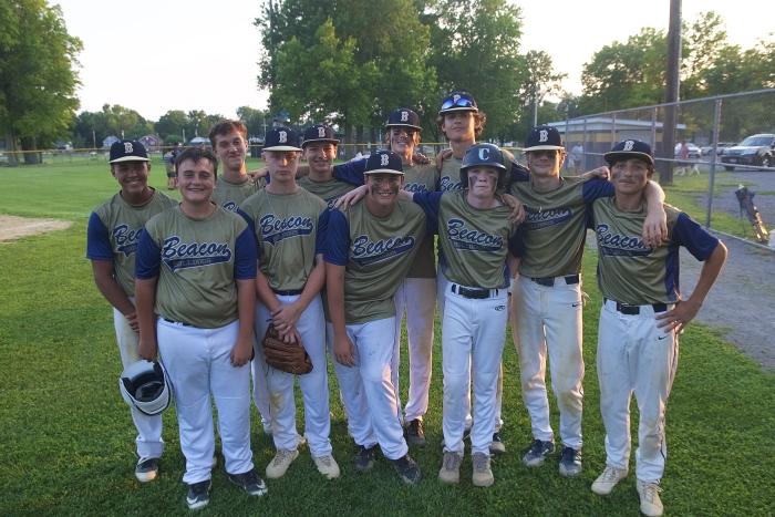 The 14U Bulldogs