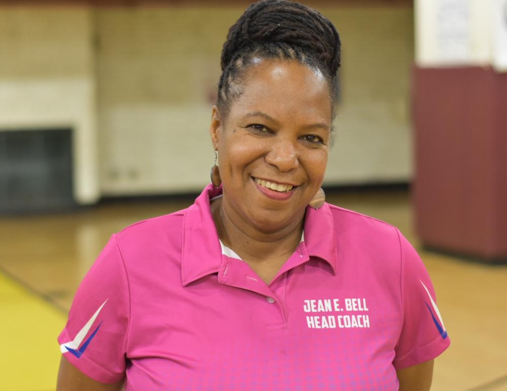 Coach Jean Bell