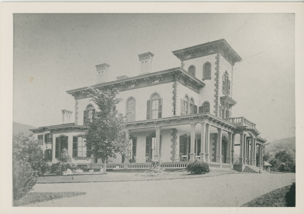 The Sloan mansion