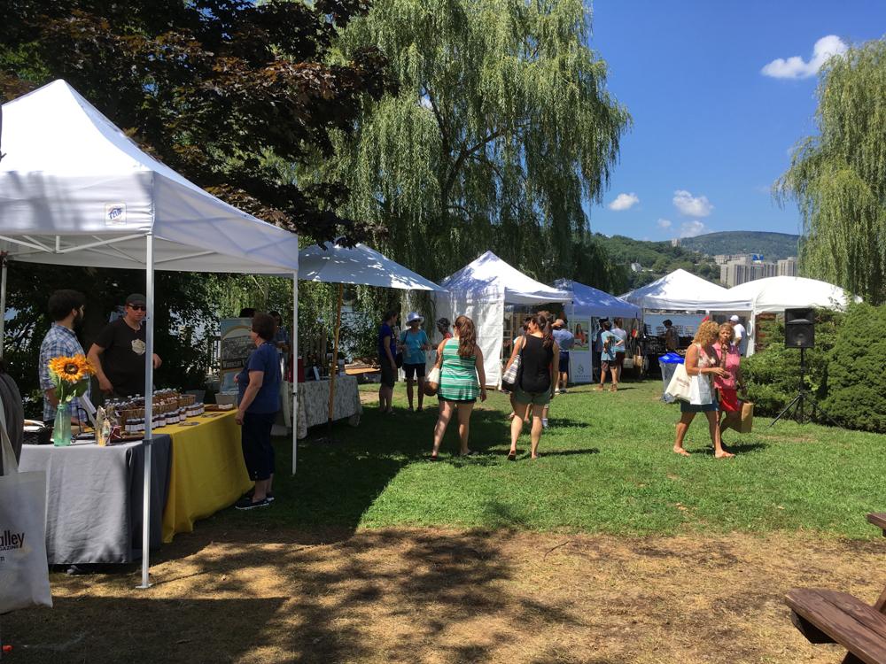 Riverside Crafts Fair, Aug. 21-22