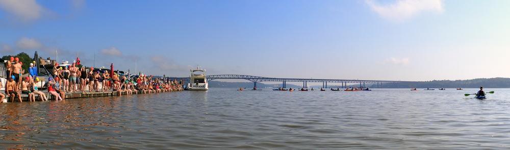 Hudson River Swim