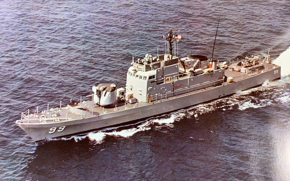USS beacon