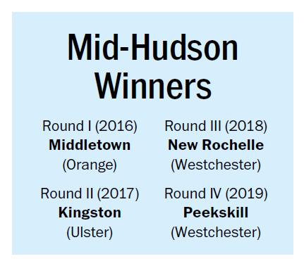Mid-Hudson winners