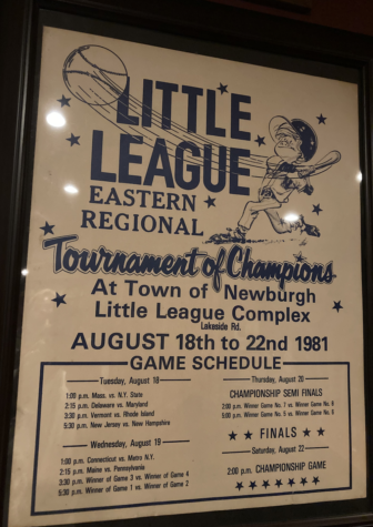 Eastern Regional tournament poster