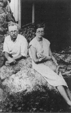 Paul and Ruth Corey