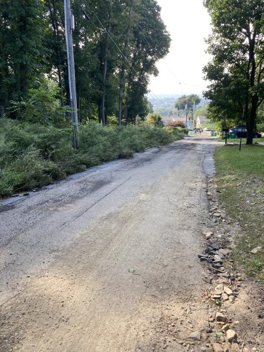 Beacon Pocket Road